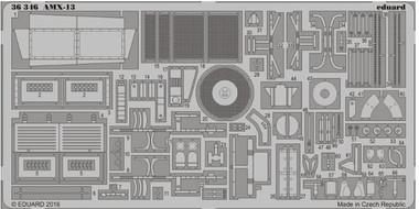 AMX-13 for TAM 1/35 Eduard