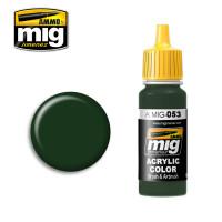 Protective MC 1200 Acrylic Paint AMMO of Mig Jimenez