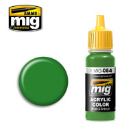 Signal Green Acrylic Paint AMMO of Mig Jimenez