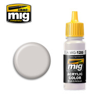 Light Brown-Gray Acrylic Paint AMMO of Mig Jimenez