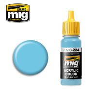 Sky Line Blue FS353250 Acrylic Paint AMMO of Mig Jimenez
