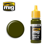 Camo Green RLM82 Acrylic Paint AMMO of Mig Jimenez