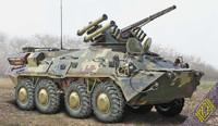 BTR-3E1 Ukrainian Armored Personnel Carrier 1/72 Ace Models