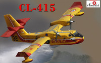 CL-415 Amphibious Aircraft 1/144 A-Model