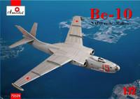 Beriev Be-10 NATO Code Mallow Amphibious Bomber 1/72 A-Model