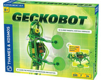 Geckobot Learning Air Pressure & Suction Experiment Kit Thames & Kosmos