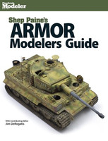 Shep Paine's Armor Modelers Guide Kalmbach