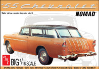1955 Chevy Nomad Wagon 1/16 AMT
