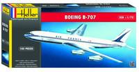 B707 Air France Commercial Airliner 1/72 Heller