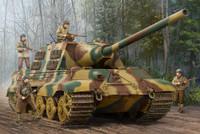 German SdKfz 186 Jagdtiger Tank 1/16 Trumpeter
