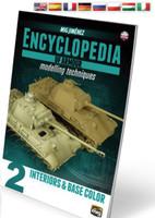 Encyclopedia of Armor Modelling Techniques Volume 2: Interiors & Base Color AMMO of Mig Jimenez
