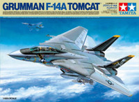 F-14A Tomcat Fighter 1/48 Tamiya