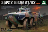 SpPz2 Luchs A1/A2 Bundeswehr Recon Vehicle (2 in 1) 1/35 Takom