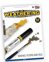 The Weathering Magazine Issue 17: Washes, Filters and Oils AMMO of Mig Jimenez