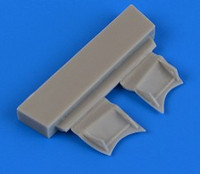 F4F-4 Wildcat Undercarriage Covers for ARX 1/72 Quickboost