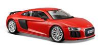 Audi R8 V10 Plus (Red) 1/24 Maisto
