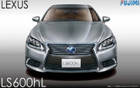2013 Lexus LS600hl Sports Car 1/24 Fujimi