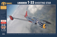 T-33 Shooting Star 1/72 Tanmodel