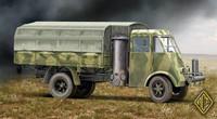 AHN French 3.5-Ton Truck w/Gas Generator 1/72 Ace Models