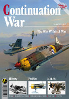 Airframe Extra 6: Continuation War Finland & Russia - The War Within A War Valiant Wings Books