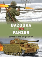 Duel: Bazooka vs Panzer Battle of the Bulge 1944 Osprey Books