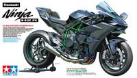 Kawasaki Ninja H2R Motorcycle 1/12 Tamiya