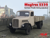 Magirus S330 1949 Production German Truck 1/35 ICM Models