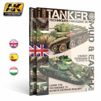 Tanker Magazine Issue 5: Mud & Earth AK Interactive
