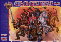 Cimmerians Set #1 Figures (40) 1/72 Alliance Figures