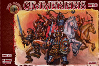 Cimmerians Set #2 Figures (33) 1/72 Alliance Figures