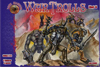 War Trolls Set #1 Figures (8) 1/72 Alliance Figures