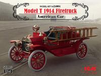 American Model T 1914 Fire Truck 1/24 ICM Models
