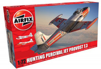 Hunting Percival Jet Provost T.3/T.3a Aircraft 1/72 Airfix