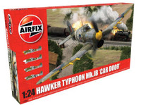 Hawker Typhoon Mk Ib Car Door Fighter 1/24 Airfix