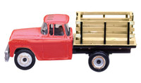 Just Plug: Heavy Hauler Lighted Vehicle N Scale Woodland Scenics