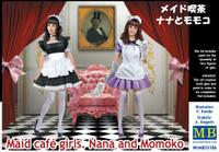 Nana & Momoko Maid Café Girls 1/35 Masterbox
