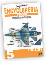 Encyclopedia of Aircraft Modeling Volume 5: Final Steps AMMO of Mig Jimenez
