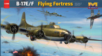 USAAF B-17E/F Flying Fortress Bomber 1/32 HK Models