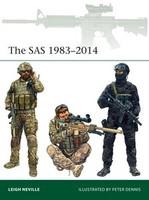 Elite: The SAS 1983-2014 Osprey Books