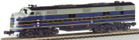 EMD E7 Diesel Locomotive DCC Sound Baltimore & Ohio #74 HO Scale Bachmann