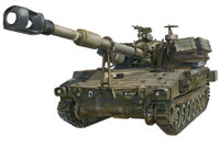 M109A1 (ROCHEV) IDF Tank 1/35 AFV Club