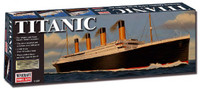 RMS Titanic Ocean Liner Deluxe Edition w/Photo-Etch 1/350 Minicraft