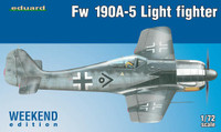 Fw 190A-5 Light Fighter (Weekend Edition) 1/72 Eduard