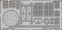 MiG-27 F.O.D for TSM 1/48 Eduard