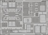 X-1 Upgrade Set for EDU 1/48 Eduard
