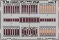 Seatbelts IJAAF Steel WWII (Painted) 1/48 Eduard