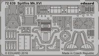 Spitfire Mk XVI for EDU 1/72 Eduard