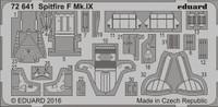 Spitfire F Mk IX for EDU 1/72 Eduard