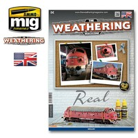 The Weathering Magazine Issue 18: Real by AMMO of Mig Jimenez