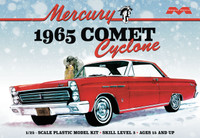 1965 Mercury Comet Cyclone 1/25 Moebius